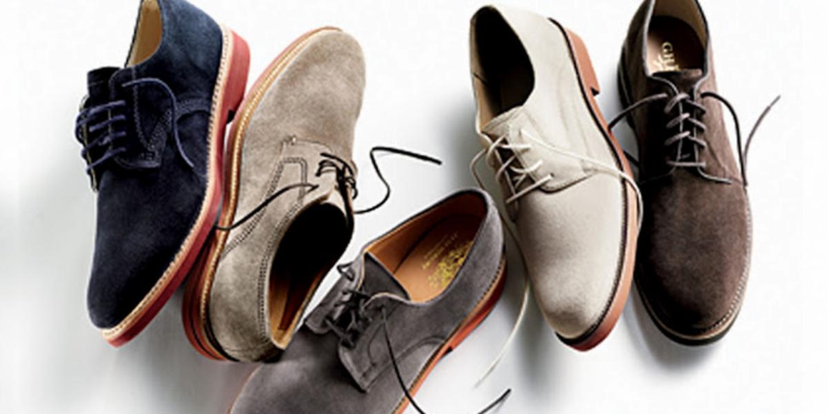 Модные туфли мужские этой весной