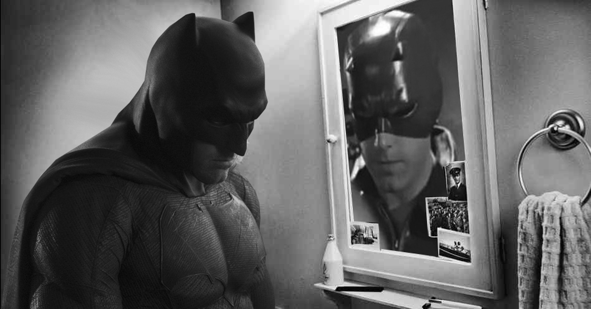 Batman V Superman Sad Affleck Original Video   YouTube