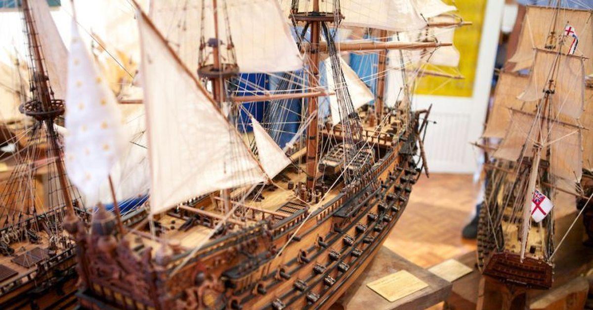 Как сделать модель корабля из дерева своими руками