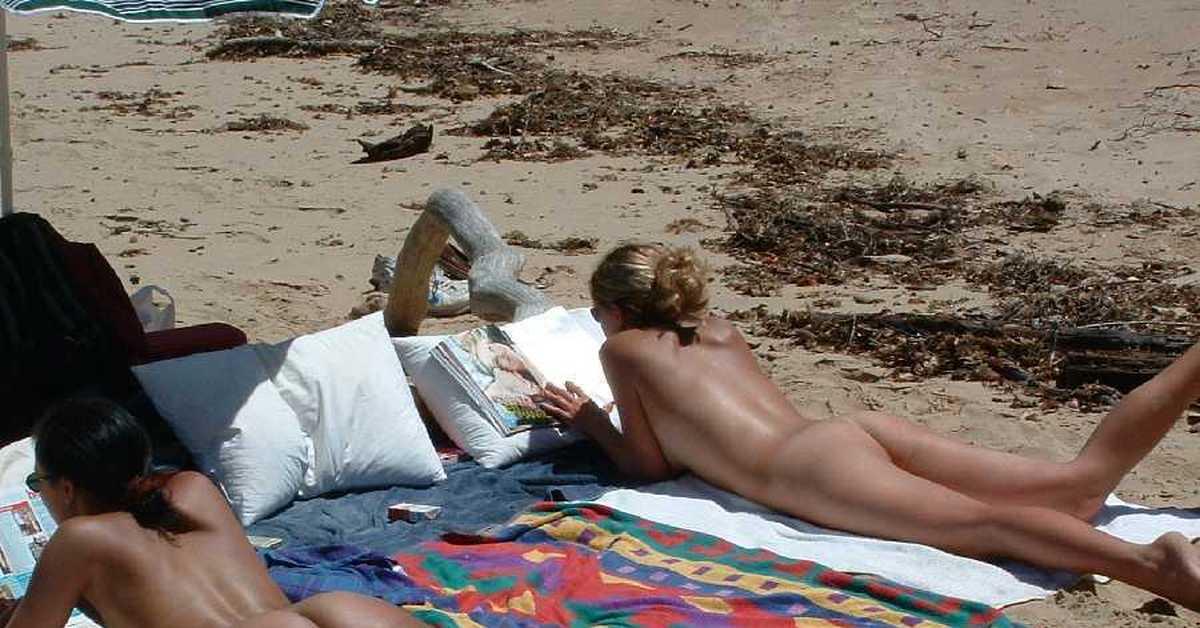 Нудисты и их пляжи