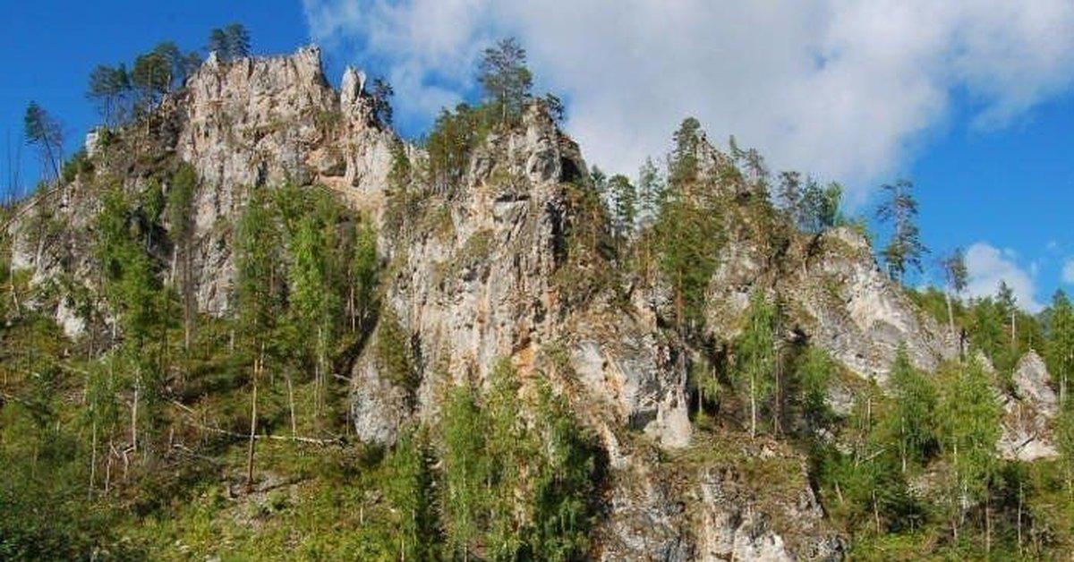 Высота Горы Урал Курорт Ключи