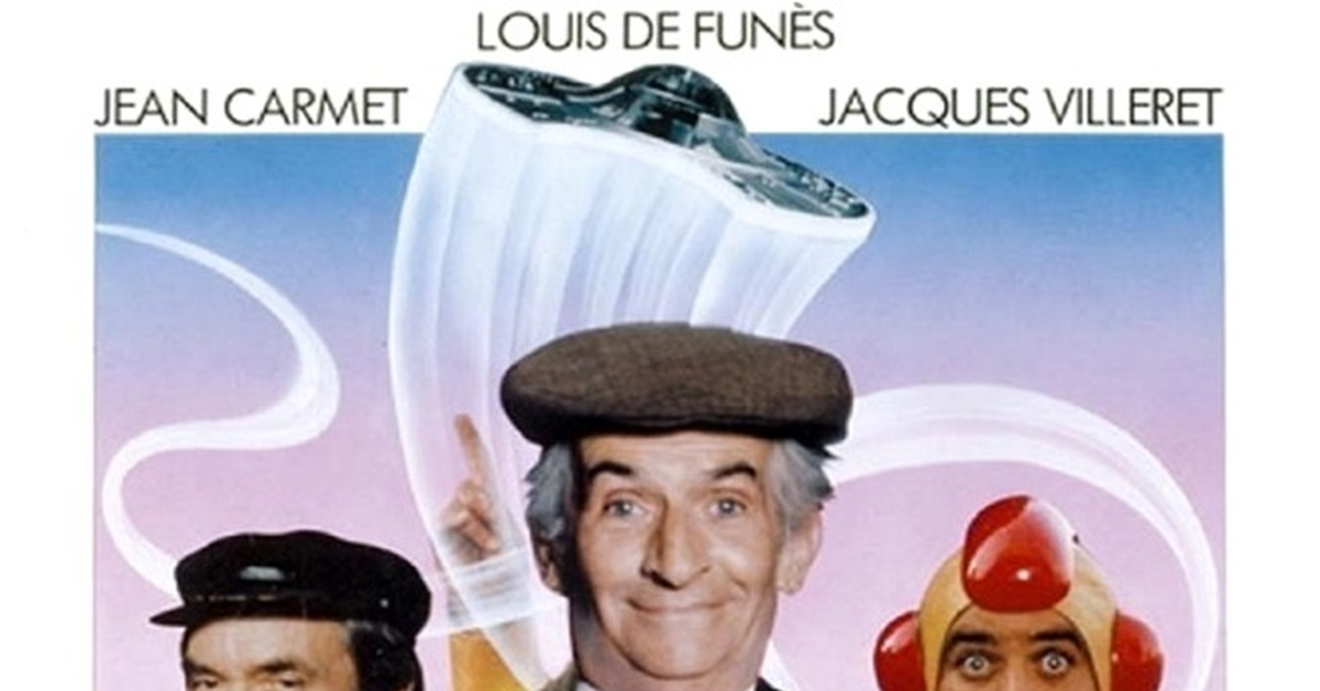 фильмы с участием луи де фюнеса про рыбалку