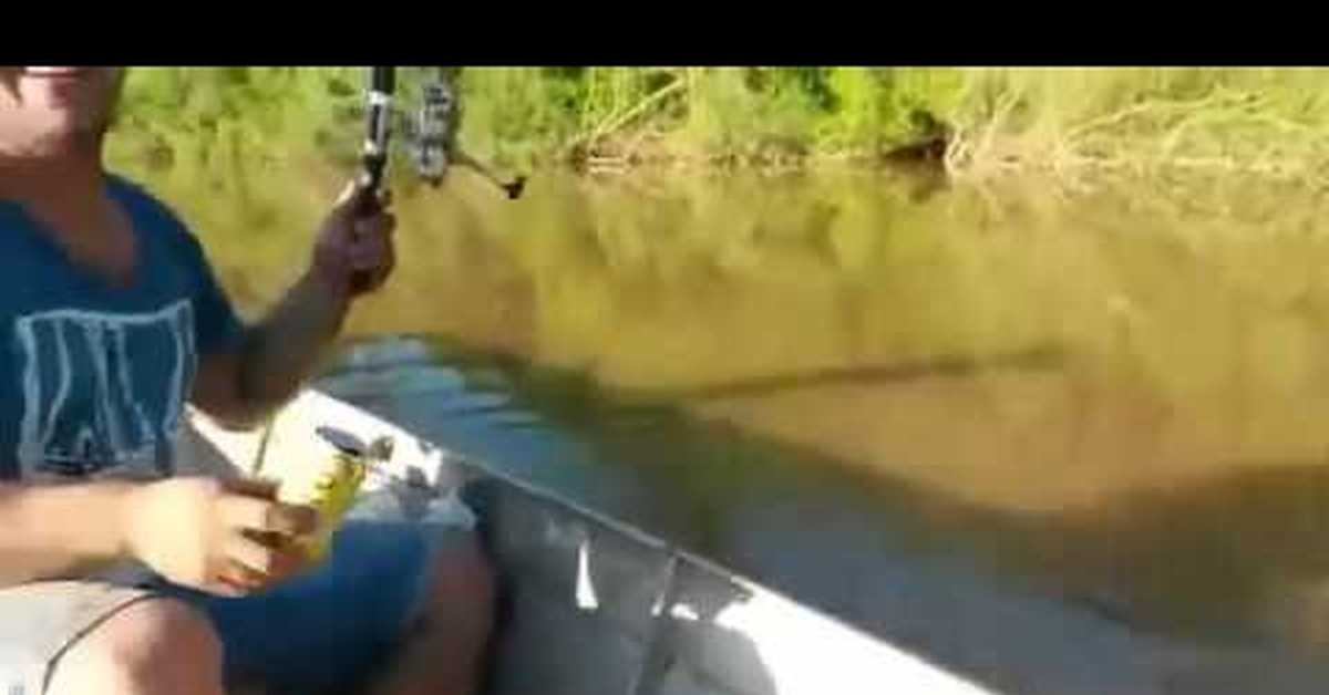 рыба пьет пиво вместе с рыбаками