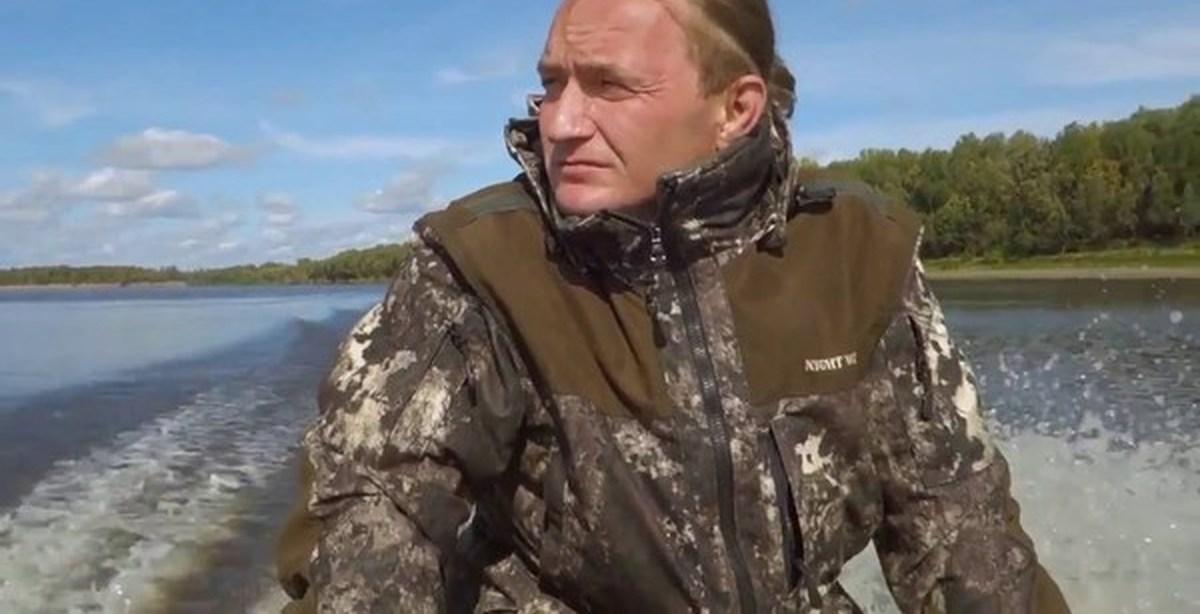 музыка из сибирской рыбалки