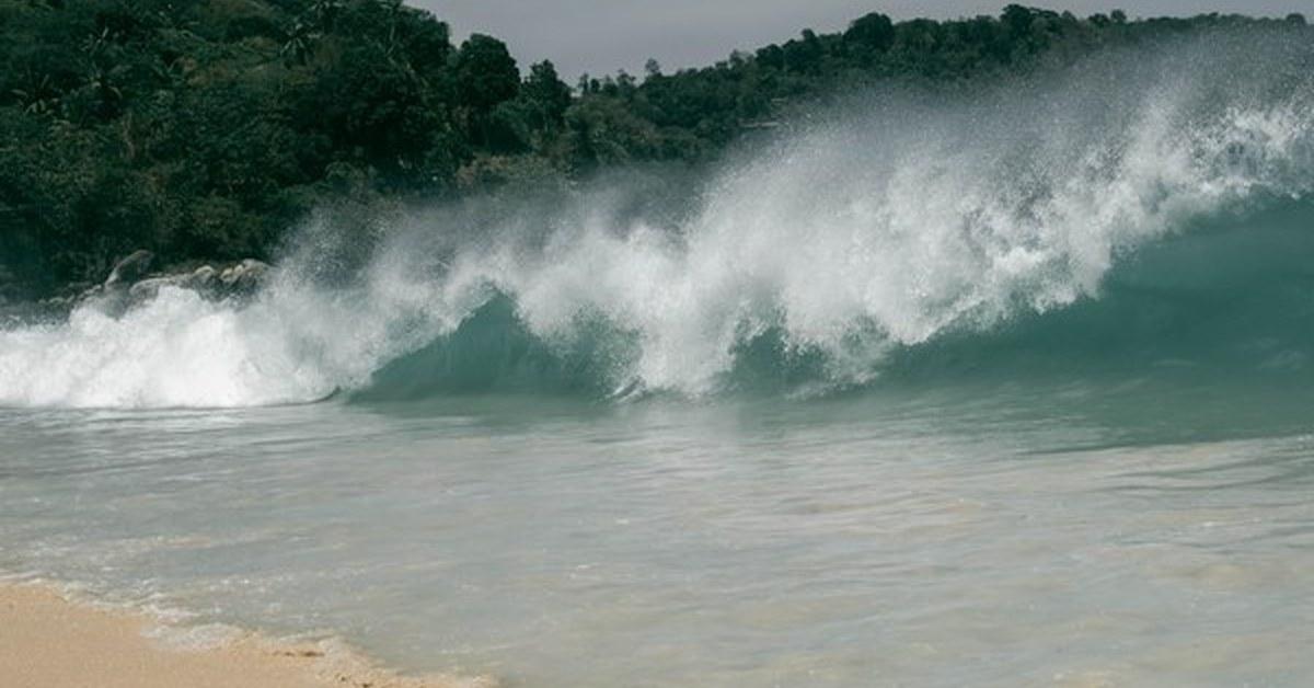 Волны на пхукете