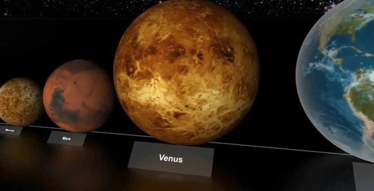 самая большая планета в космосе фото