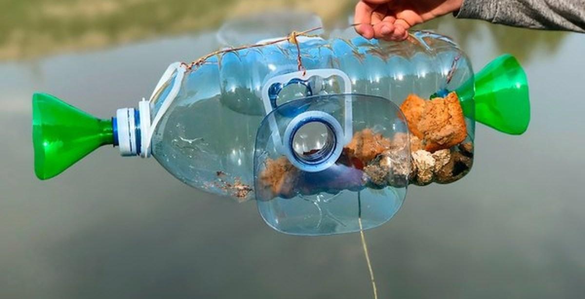 Ловушки своими руками для рыб на