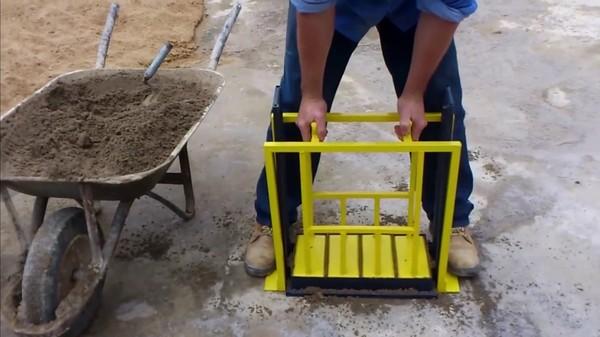 Идеи для тротуарной плитки своими руками